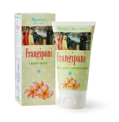 HAND CREAM FRANGIPANI 75ml