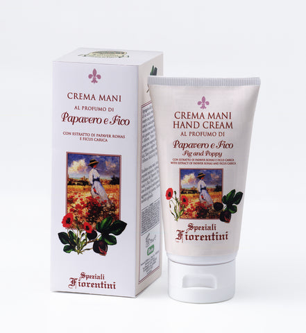 HAND CREAM FIG & POPPY 75ml