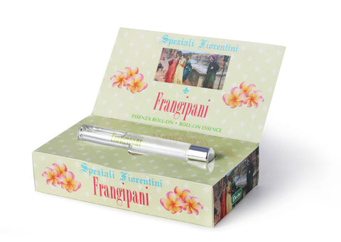 ROLL-ON ESSENCE FRANGIPANI 10ml