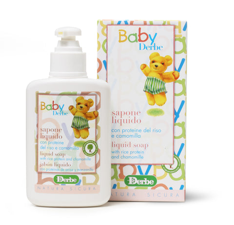 BABY LIQUID SOAP 125ml