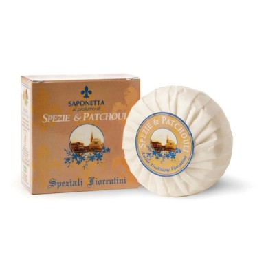 SOAP SPICES & PATCHOULY 100g