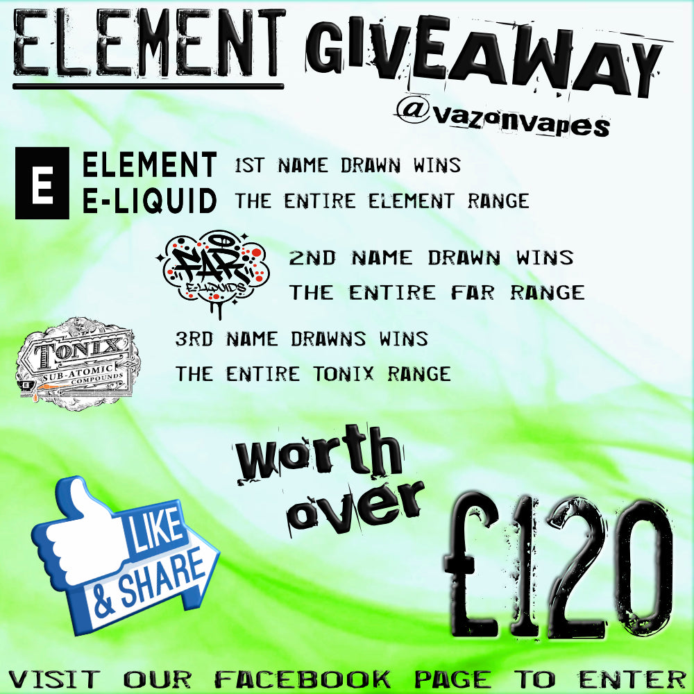 Element Giveaway