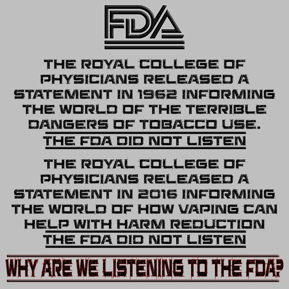 THE IGNORANCE OF THE FDA