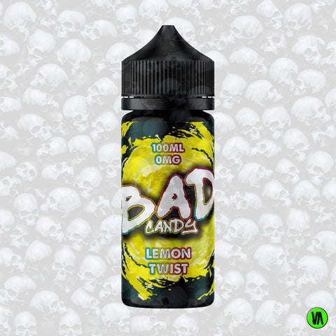 Bad Juice Candy Lemon Twist