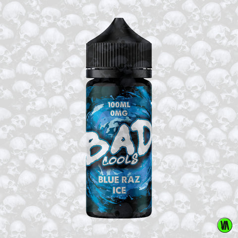 Bad Juice Cools Blue Raz Ice
