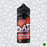 Bad Juice Delights Strawberries & Cream