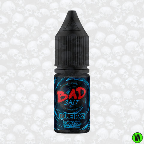 Bad Juice Nic Salt Blue Raz Candy