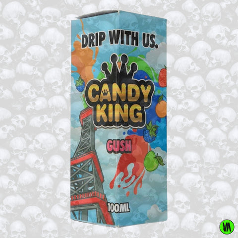Candy King Gush 0mg 100ml Shortfill