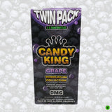 Candy King Bubblegum Collection Grape Twin Pack