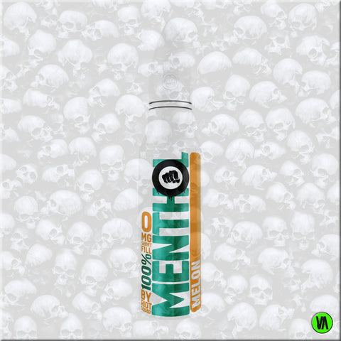 Riot Squad 100% Menthol Melon 0mg 50ml Shortfill