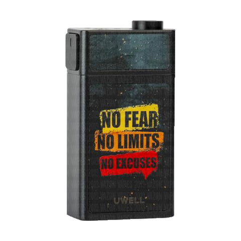 Uwell Blocks Mod Black
