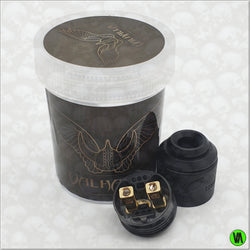 Valhalla 28mm RDA by Vaperz Cloud X Suicide Mods