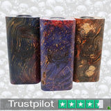 Vaperz Cloud Hammer of God Mod Stabwood Edition