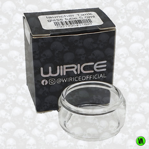 Wirice Launcher Replacement Glass - 5ML BUBBLE
