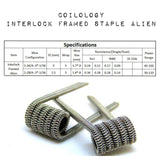 Coilology Hancrafted Coils