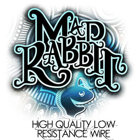 Mad Rabbit Low Resistance Wire SS316L