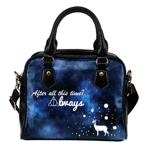 Always Shoulder Handbag - - Ineffable Shop