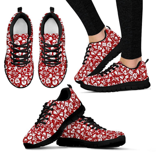 Happy Christmas Women's Costume Shoes