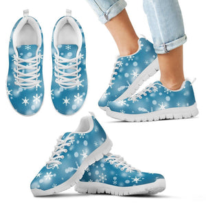 Christmas Kid's Costume Shoes Design - Kid's Sneakers - White - Christmas 2 / 11 CHILD (EU28) - Ineffable Shop