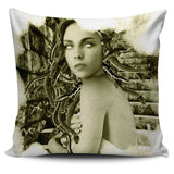 Pillow Covers Mythology Medusa (Vintage) - Ineffable Shop