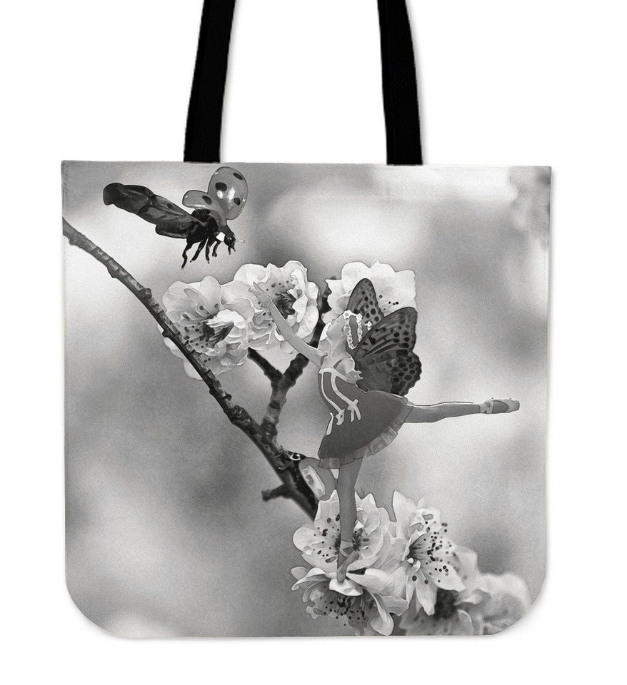 Bluebell (Vintage) Tote Bag - - Ineffable Shop