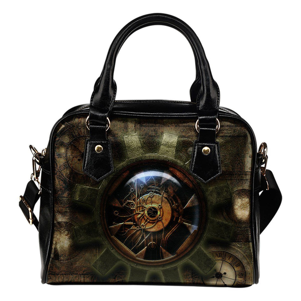 Wire Cog Steampunk Handbag - - Ineffable Shop