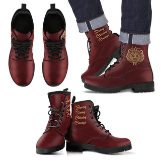 Harry Potter 4 Houses Men's Boots HP0006