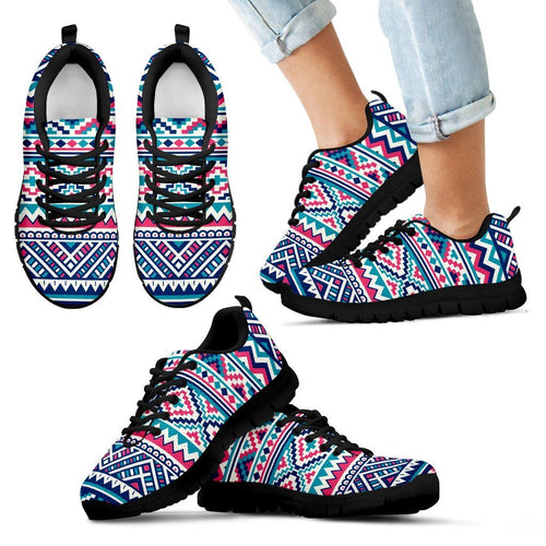 Native American Kid's Running Shoes NT074 - Kid's Sneakers - Black - Native 1 / 11 CHILD (EU28) - Ineffable Shop