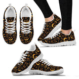 Halloween Women's Sneakers HLW014 - Women's Sneakers - White - Halloween 2 / US5 (EU35) - Ineffable Shop