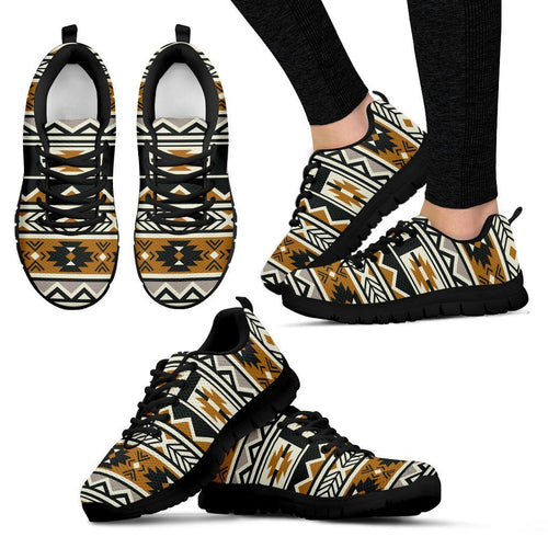 New Native American Pattern Women's Shoes NT093