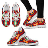 New Native American Women's Sneaker NT037 - Women's Sneakers - White - Native 2 / US5 (EU35) - Ineffable Shop