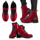 Steampunk Rose V Boots (Women's) - - Ineffable Shop