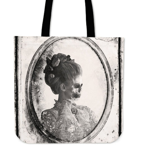 Tote Bag Ghost in the Mirror (Vintage)