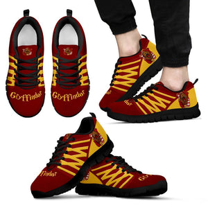 Harry Potter 4 Houses Men's Running Shoes HP0029