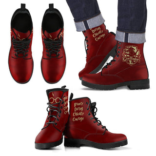 Harry Potter 4 Houses Men's Boots HP0002
