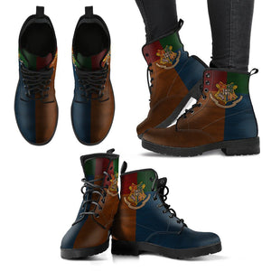 Harry Potter Hogwarts Women's Vegan-friendly Leather Boots