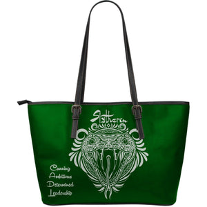 Harry Potter 4 Houses Large Tote HP0042 - Slytherin - Ineffable Shop