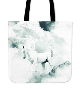Pegasus (Vintage) Tote Bag - - Ineffable Shop