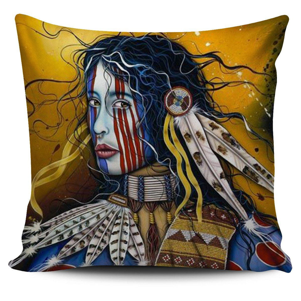 Native American Pillow Cover NT115 - Native American 2 - Ineffable Shop