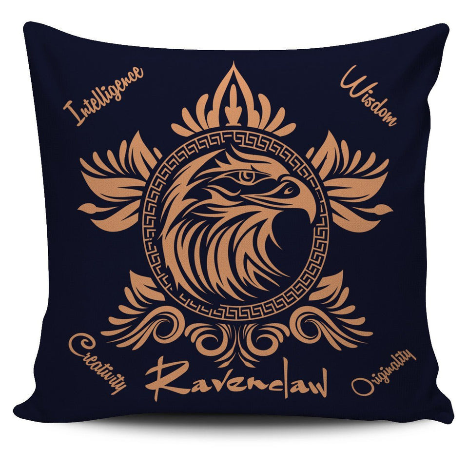 Harry Potter 4 Houses Pillow Cover HP0045