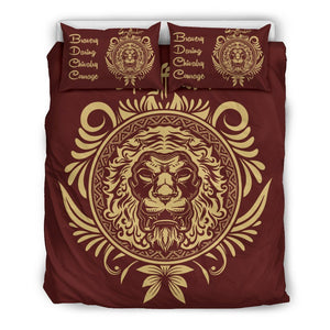 Harry Potter 4 Houses Bedding Set HP0044