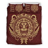 Harry Potter 4 Houses Bedding Set HP0044 - Gryffindor - Beige / Twin - Ineffable Shop