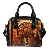 Sun Clock Steampunk Handbag - - Ineffable Shop
