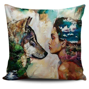 Native American Pillow Cover NT115 - Native American 1 - Ineffable Shop