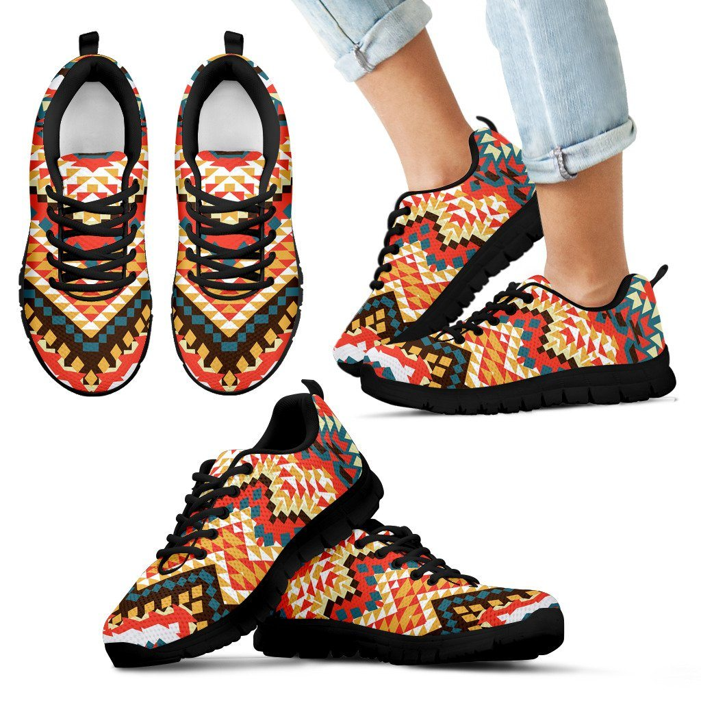 New Native American Kid's Running Shoes NT042 - Kid's Sneakers - Black - Native 1 / 11 CHILD (EU28) - Ineffable Shop