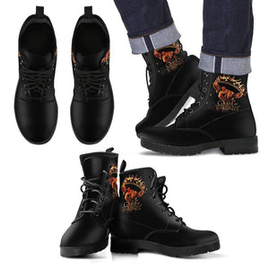 Game Of Thrones Heirs Men's Boots GOT007 - - Ineffable Shop