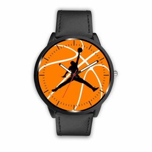 Basketball Watches - Mens 40mm / Black - Ineffable Shop