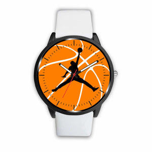 Basketball Watches - Mens 40mm / White - Ineffable Shop