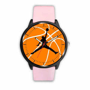 Basketball Watches - Mens 40mm / Pink - Ineffable Shop