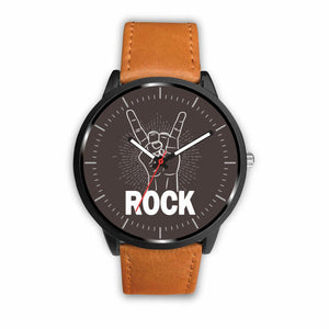 Rock Watches - Mens 40mm / Brown - Ineffable Shop